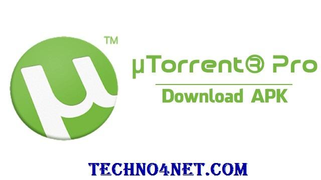 تحميل تطبيق µTorrent Pro v5.5.3