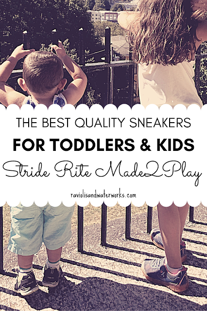 stride rite made2play sneakers honest review