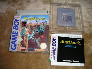starhawk gameboy