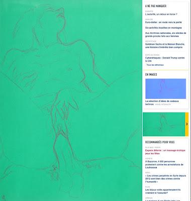 dessin pornographique pénétration vaginale et clitoris