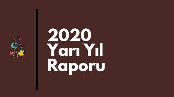 2020 Yarı Yıl Raporu