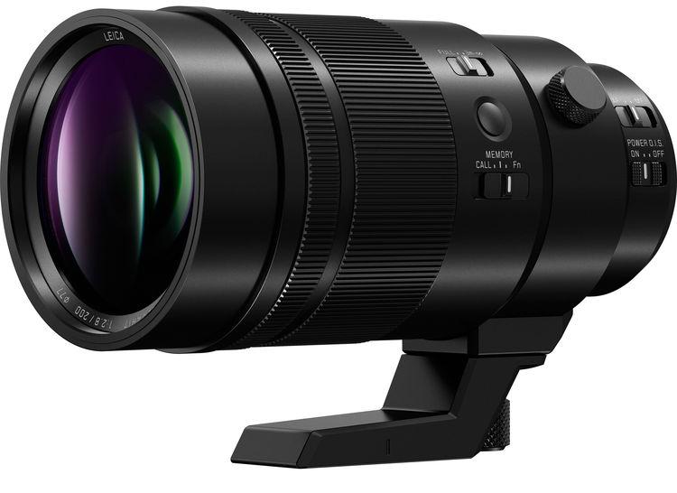Объектив Panasonic Leica DG Elmarit 200mm f/2.8 POWER O.I.S.