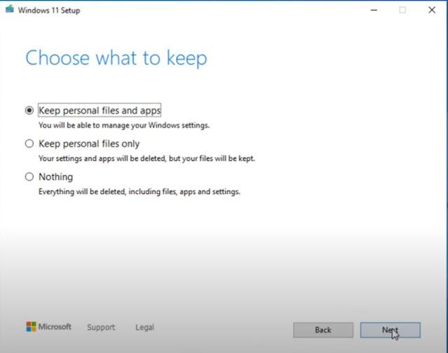 Cara Update Windows 11 Tanpa Kehilangan Data 4