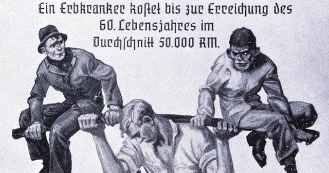 Στο όνομα της δημόσιας υγείας: η φυλετική υγιεινή των NAZI