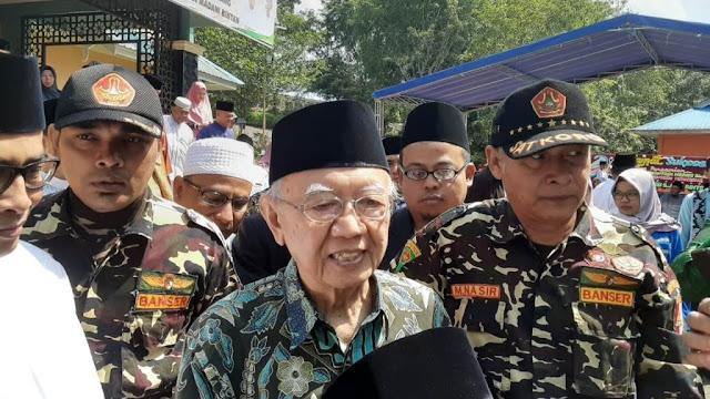 Gus Sholah Resmikan Cabang Pesantren Tebuireng di Kepulauan Riau