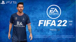 Download FIFA 22 Mobile Version (Apk+Obb+Data)