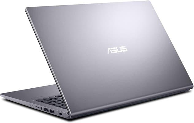 ASUS VivoBook 15 F515JA-AH31: ultrabook Core i3 con sensor de huella y disco SSD