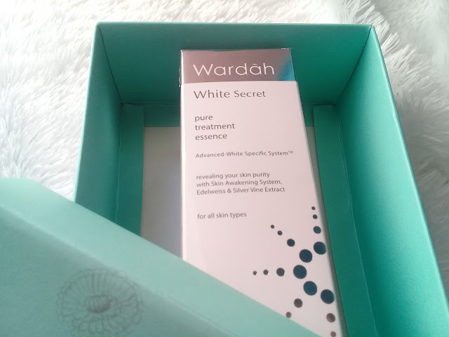 Wardah White Secret PTE 1 | www.annisaputri.com