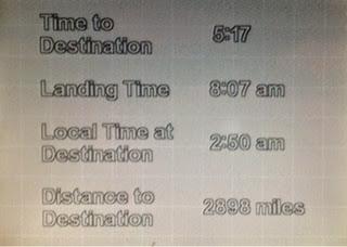 Tempo di destinazione