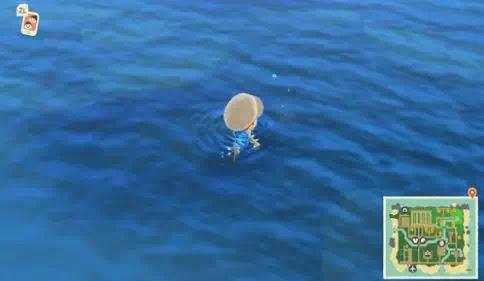 cara menangkap Isopod Raksasa di Animal Crossing New Horizons-1