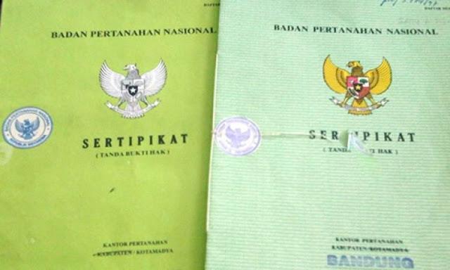 Hanya Di Era Jokowi, Urus Sertifikat Tanah Hanya Butuh Rp 50 Ribu
