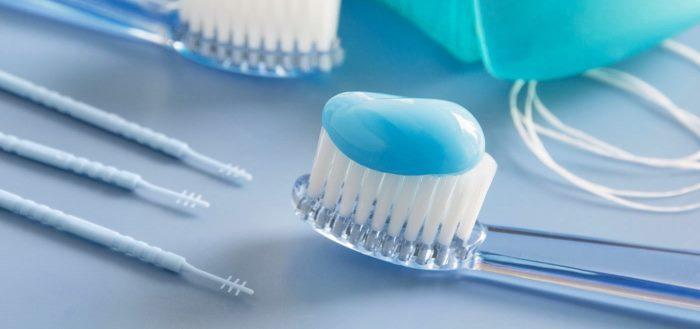 Зубная щетка для брекетов