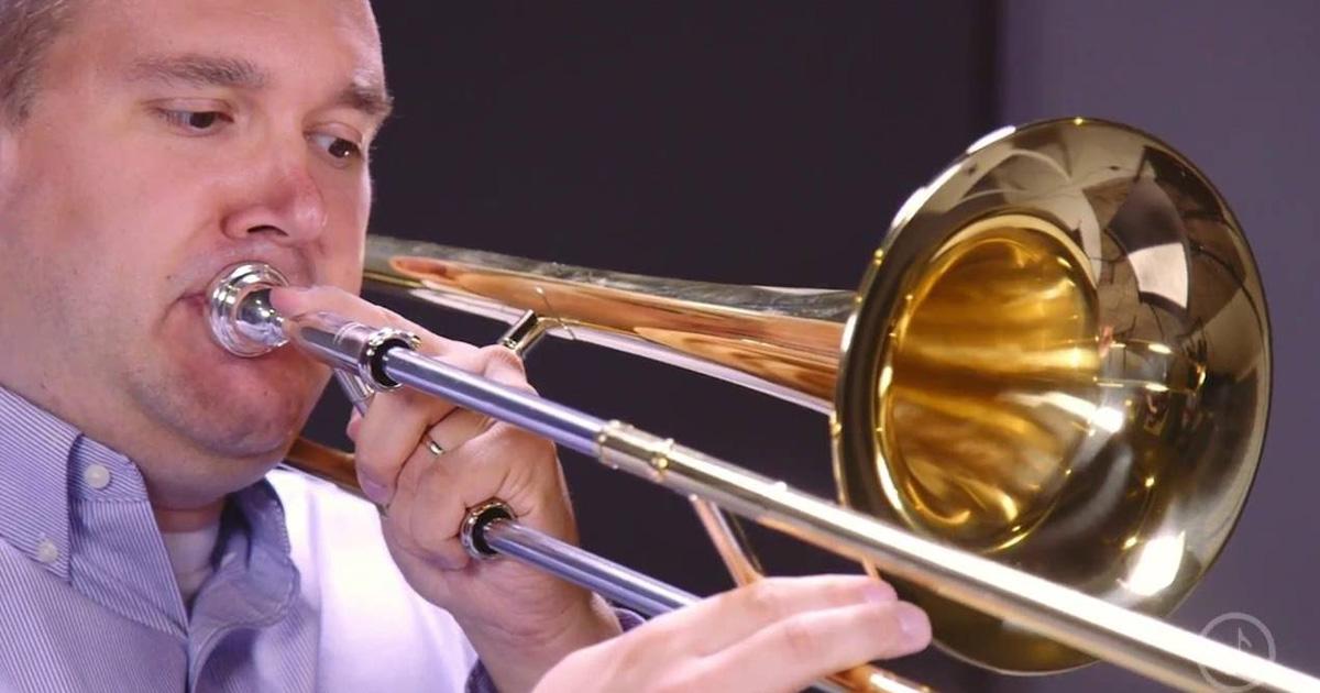 Nơi mua kèn trombone chính hãng, chất lượng, giá rẻ nhất