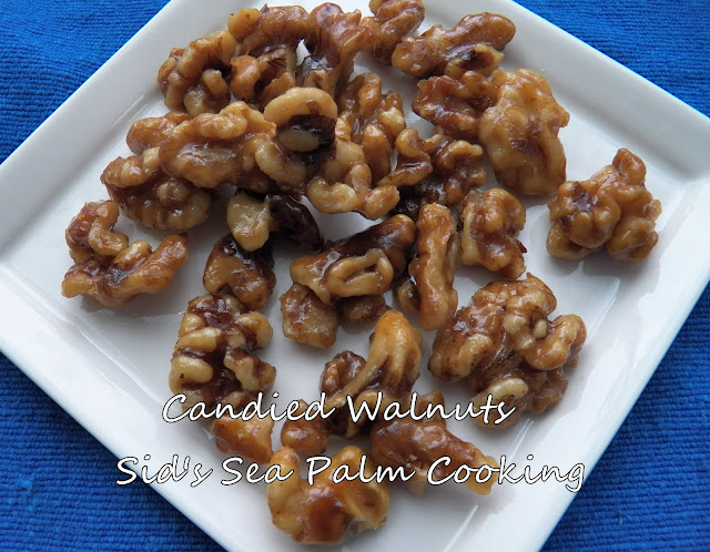 Candied Maple Walnuts
