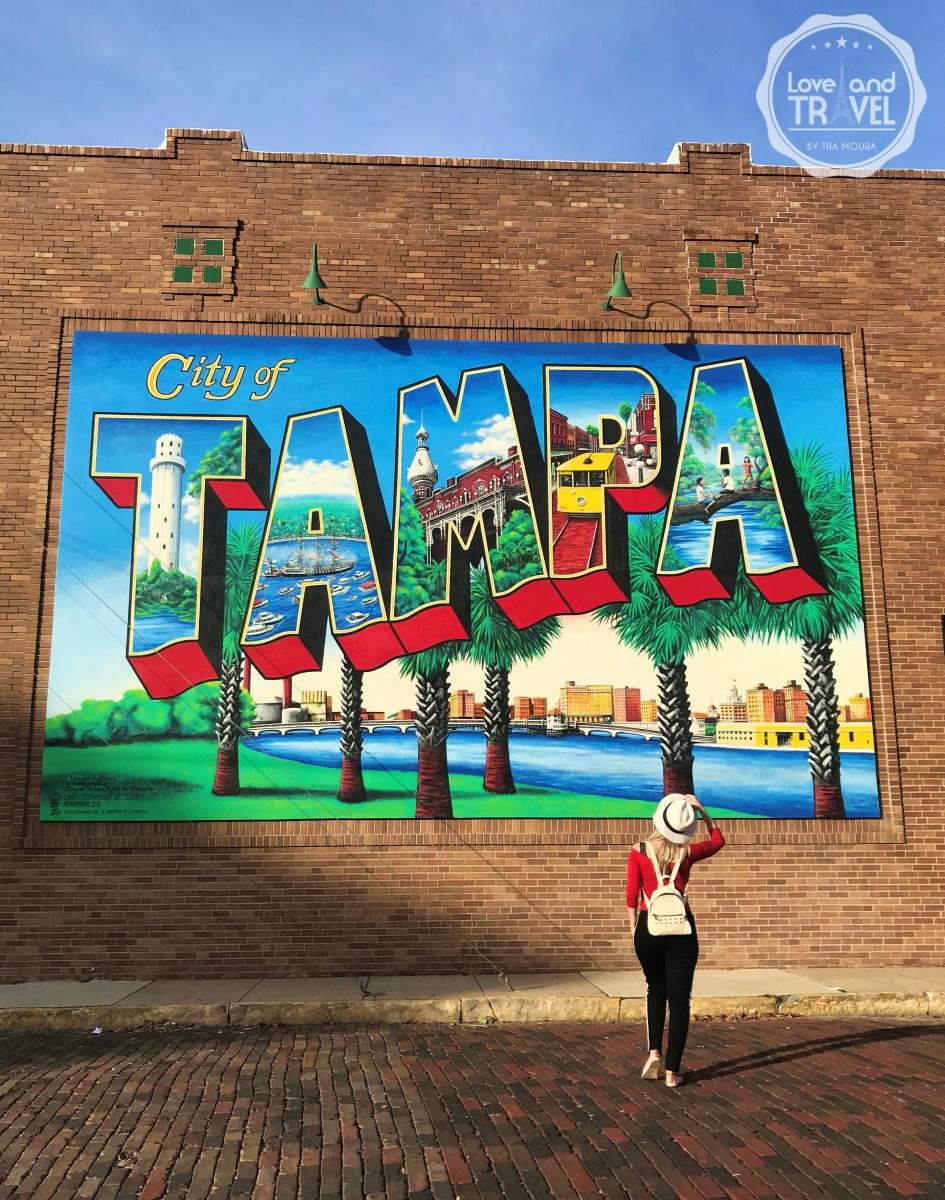 Mural de Tampa Bay