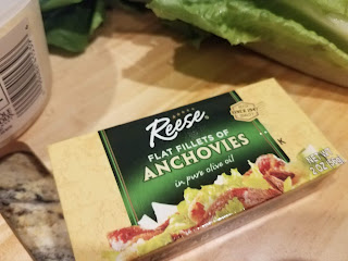 anchovy fillets by Reese