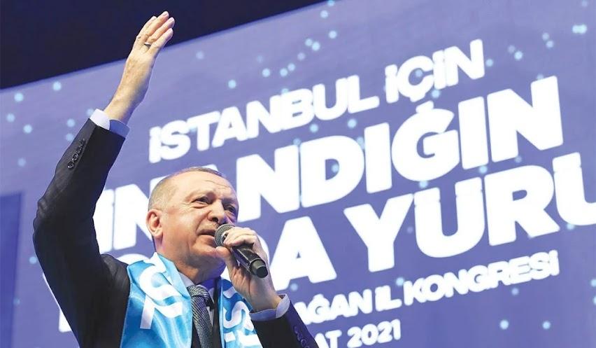 Ο Ερντογάν βολιδοσκοπεί το Ισραήλ μέσω Αιγύπτου!