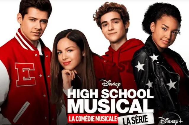 DISNEY + ORDERED HIGH SCHOOL MUSICAL SEASON 3 (THE SERIES)