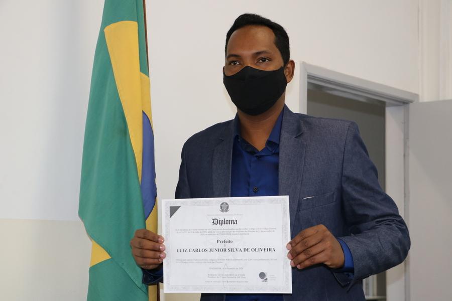 Eleitos em Itagimirim são diplomados pela Justiça Eleitoral