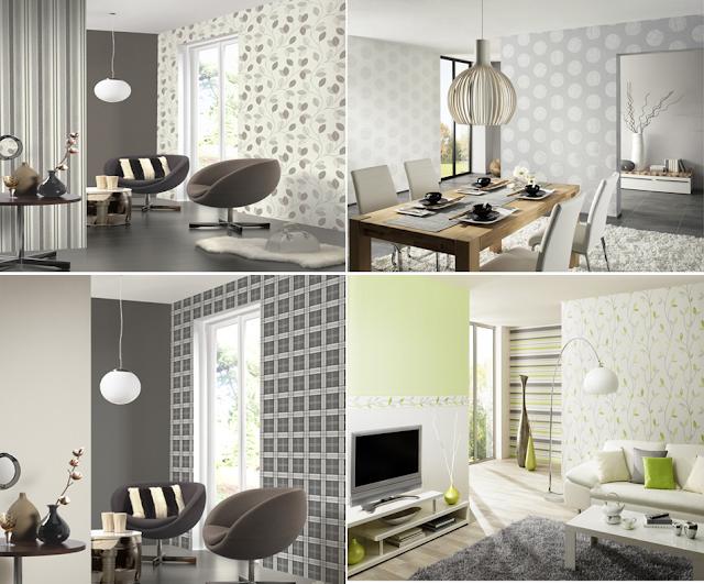 Vât liệu xây dựng: Giấy dán tường Đức P+S - thương hiệu nổi tiếng hàng đầu thế giới 2