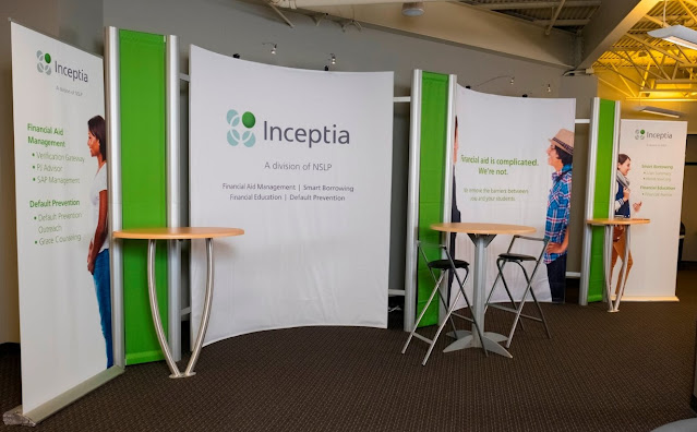 Use Floor Covering Trade Show Booth Ideas