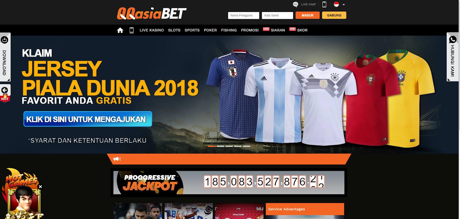 agen slot game indonesia
