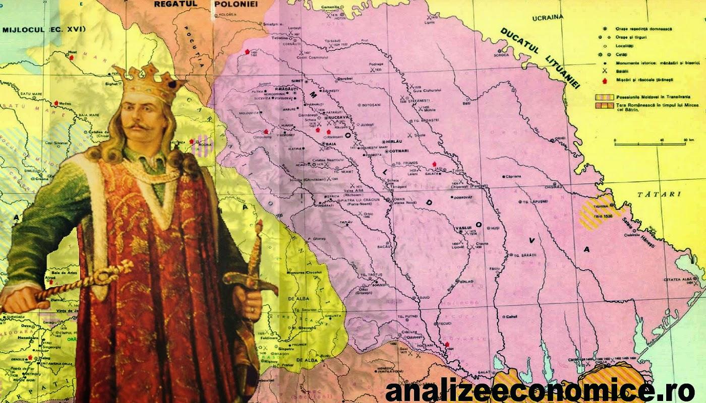 Cât de bogată era Moldova lui Ștefan Cel Mare