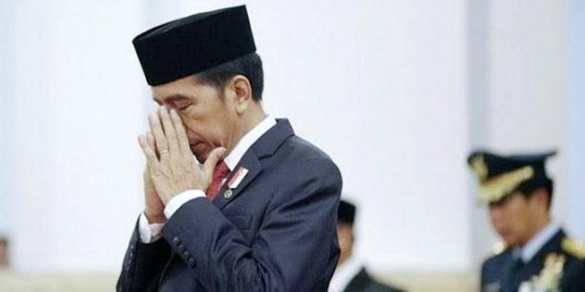 Terkait Corona, Istana Minta Rakyat Stop Kritik Jokowi