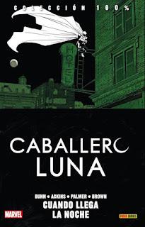 Caballero luna #3 Cuando llega la noche
