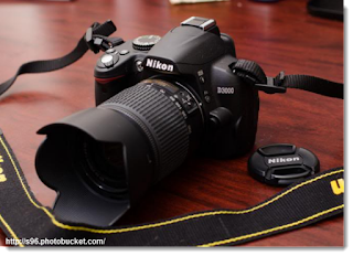 Harga dan Spesifikasi Kamera Dslr Nikon D3000