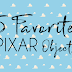 Favorite Pixar Objects