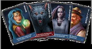 Werewolf cartas