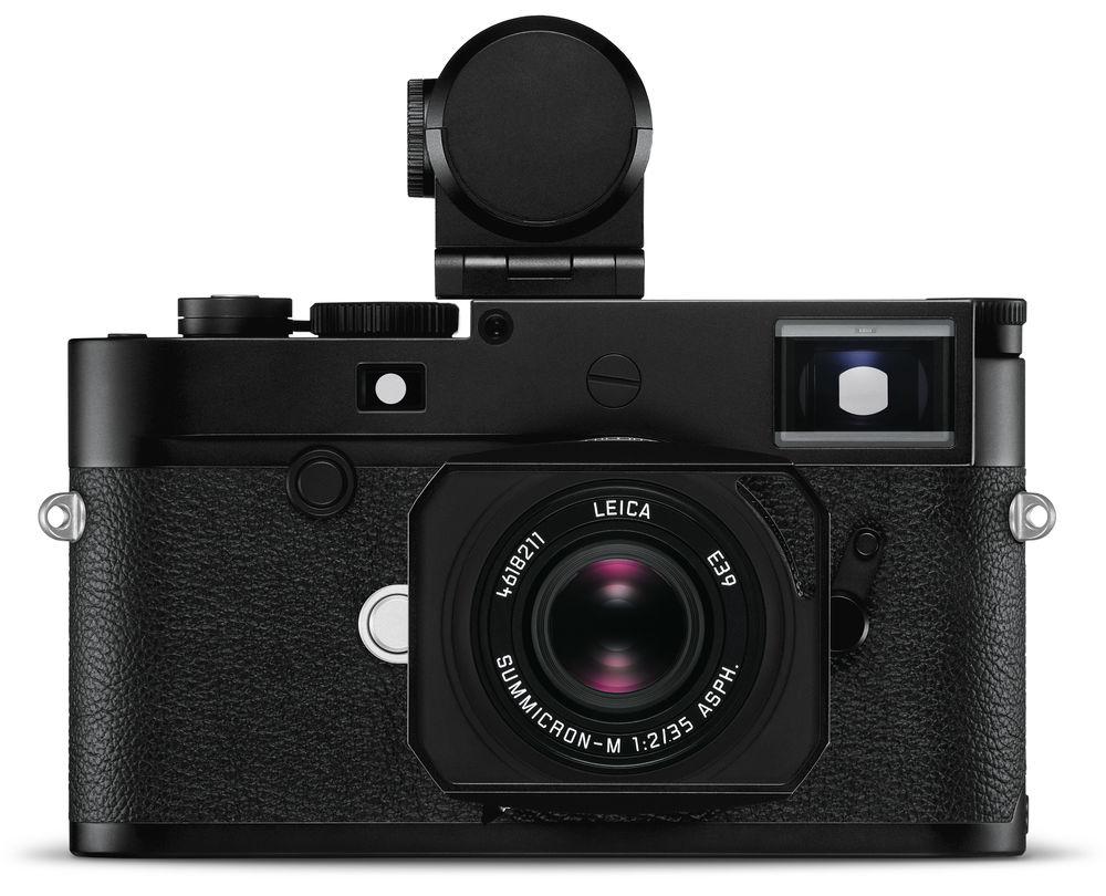 Leica M10-D с электронным видоискателем