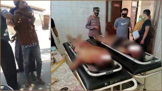Tragis, Pelaku Curanmor di Cirebon Tewas Diamuk Warga saat Salat Jum'at Usai Tertangkap