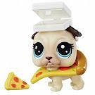 Littlest Pet Shop Series 3 Hungry Pets Pepperoni Buller (#3-86) Pet