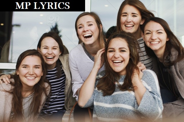 lyrics for friends