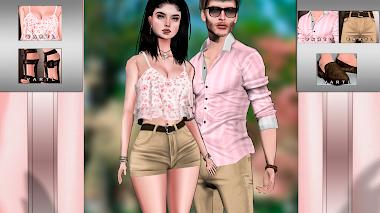 FLYNN COUPLE