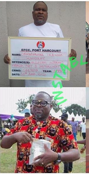 EFCC arrests Abia big boy ,Nwanta  Anayoeze over  alleged $8.5m U.S bank fraud