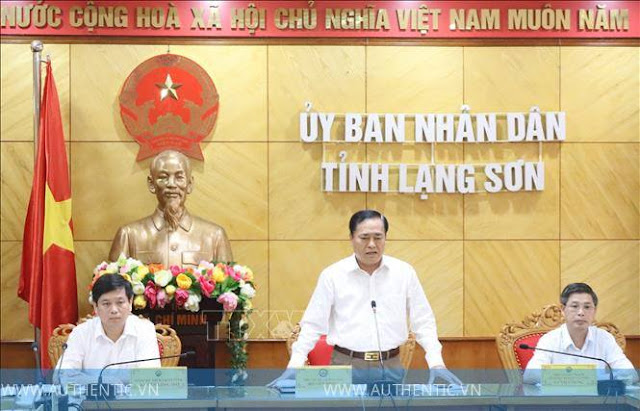 """Biệt thự """"khủng"""" của ông Hồ Tiến Thiệu - Phó Chủ tịch Lạng Sơn đã bị kiểm điểm"""