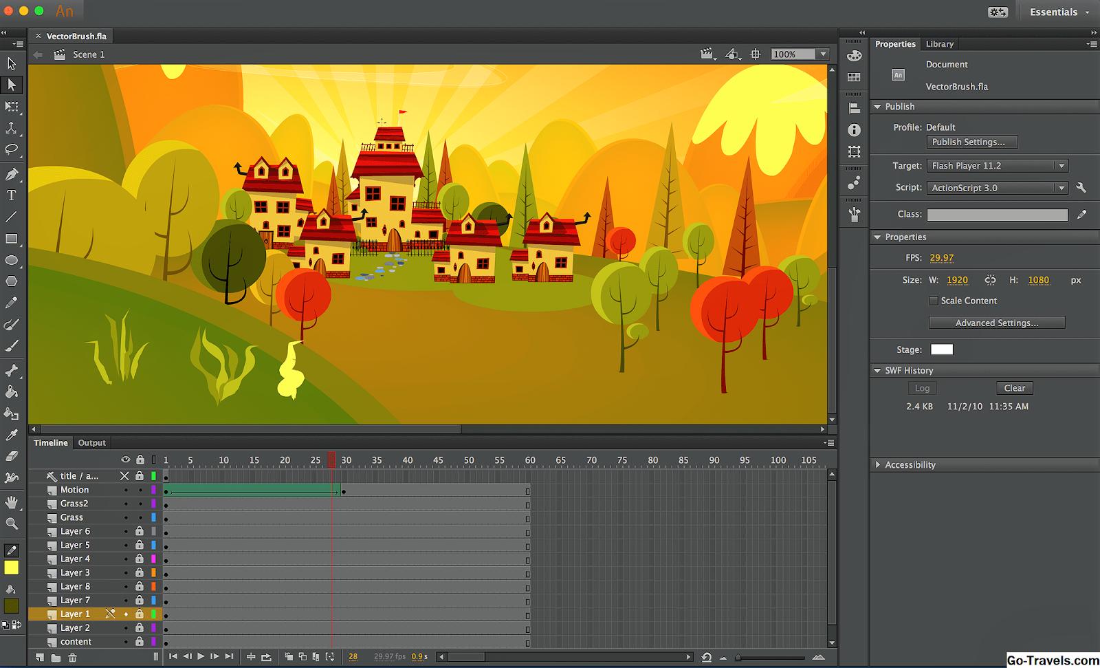 Adobe Animate 2020 Full Version