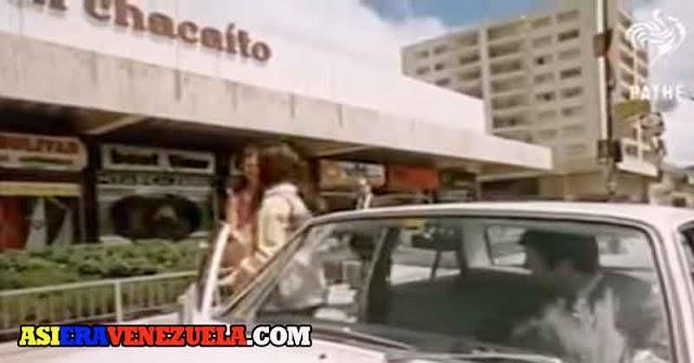 Una película americana filmada en Chacaito en 1969