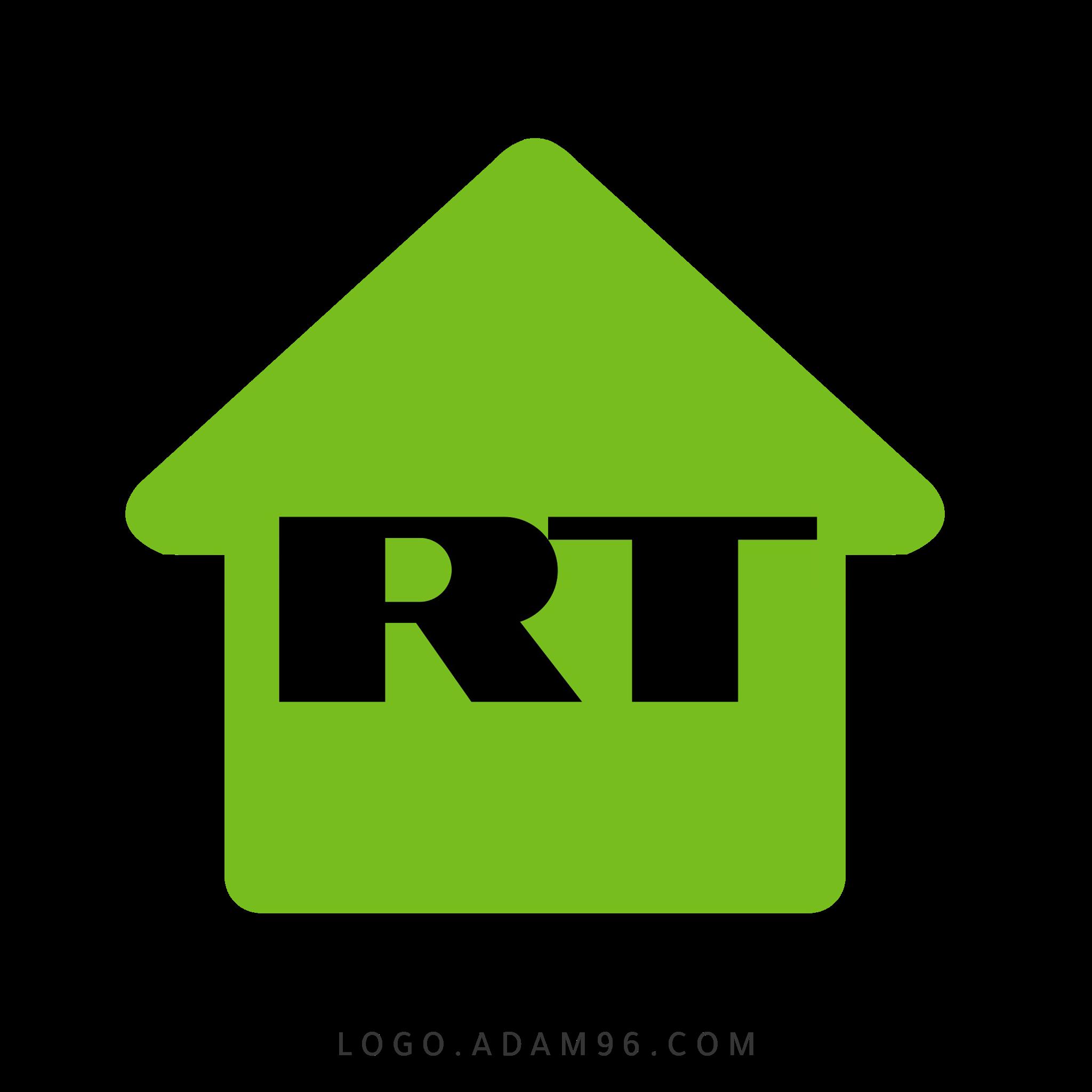 تحميل شعار قناة تي ار الروسية لوجو رسمي بصيغة شفافة LOGO RT PNG