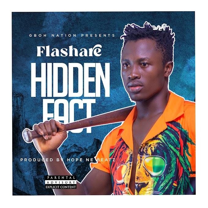 Flashare - Hidden Fact (Prod. By Hope Ne Beatz)-Vodafonesongs.com