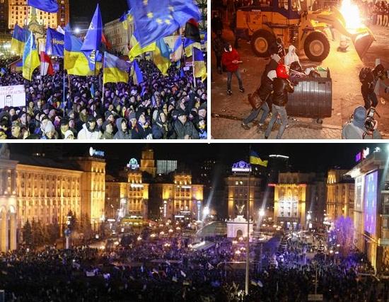 Kapan Terjadinya Revolusi Orange Di Ukraina ?