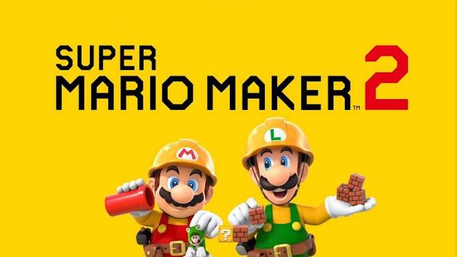 Nintendo lanza Super Mario Maker 2 y retorno de Link's Awakening de Zelda