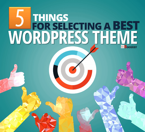 Selecting A Perfect WordPress Theme