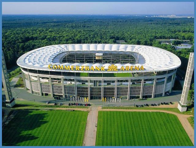 FCIN Eintracht Frankfurt s game against Inter already, Merzbank Arena Geldautomat, Merzbank Arena Justin Timberlake, Merzbank Arena Otto Fleck Schneise, Merzbank Arena Sitzplan, Merzbank Arena Wie Viele Leute