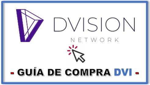 Cómo y Dónde Comprar Criptomoneda DVISION NETWORK (DVI) Tutorial