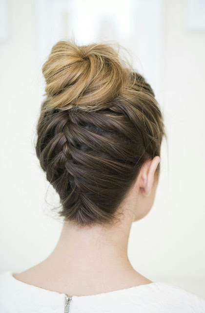 Braide-updo-hairstyle