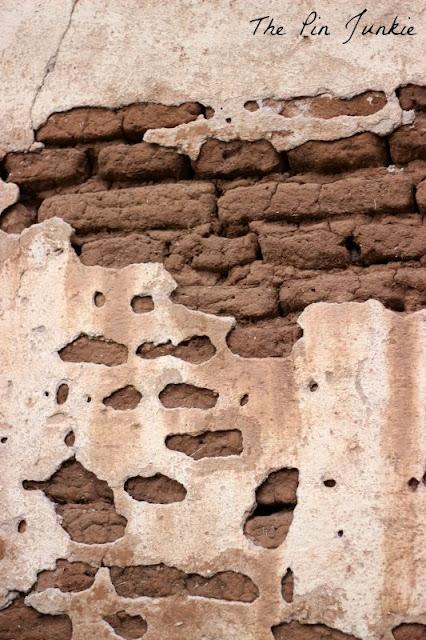 adobe wall